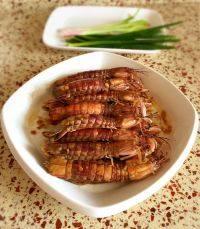 家常菜炒皮皮虾