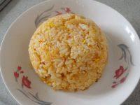 #美食记#辣白菜炒饭