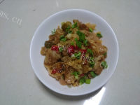 家常菜泡菜炒五花肉