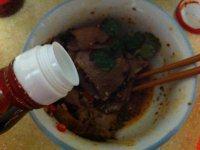 家常菜凉拌麻辣牛肉