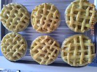 自制菠萝苹果派