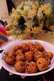 香菇豆腐丸子