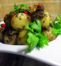 简易版-孜然土豆