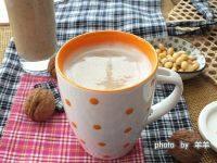 美味早餐红枣豆浆