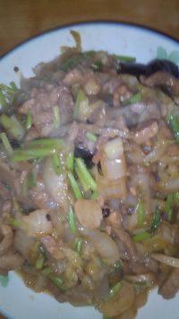 家常菜酸菜炒肉丝