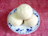 奶香馒头香甜软糯
