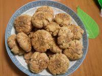 自制核桃酥饼