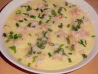 易做的鲜虾蒸蛋羹