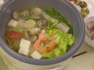 最爱的海鲜火锅