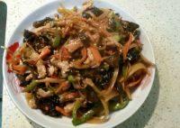开胃菜鱼香肉丝