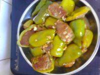 家常菜酿辣椒