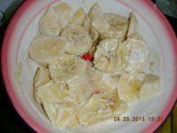 自制香蕉沙拉
