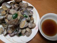 回味无穷的炒花蛤