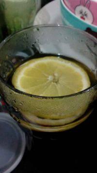 美美厨房之柠檬水