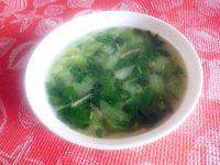 家常菜青菜汤