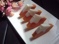 自制木瓜鲜奶冻