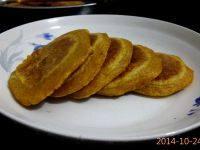 中式南瓜饼