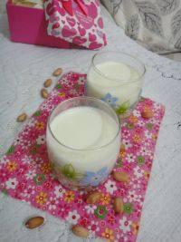 营养的花生牛奶