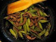 香嫩可口的黑椒牛柳