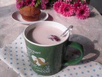 美味的暖身奶茶