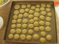 自制椰蓉饼干