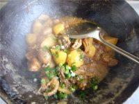 家常菜小鸡炖土豆