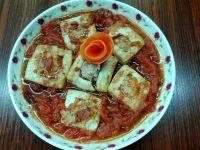 家常菜红烧酿豆腐