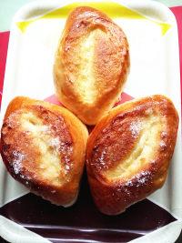 自制罗宋甜面包