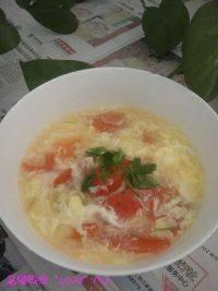 满口生香的蛋花汤
