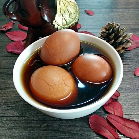 特下饭的茶叶蛋