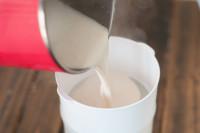 美味的花生牛奶