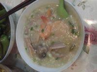 健康美食-海鲜粥