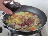 家常菜红酒烩牛肉