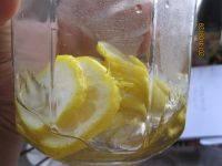 酸甜的柠檬蜂蜜茶