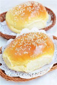 自制原味面包
