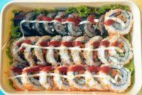 口感极佳的花样寿司