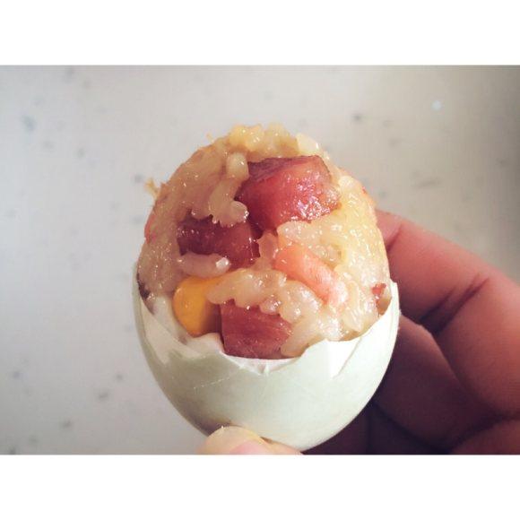喷香的糯米蛋
