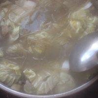 喷香的羊肉汤