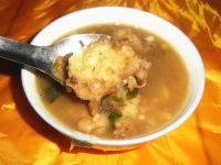 美味的丸子汤
