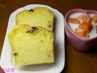 香甜的红枣蛋糕