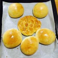 简单的烤面包