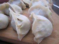 甘脆的三鲜水饺