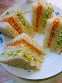 美味的三明治