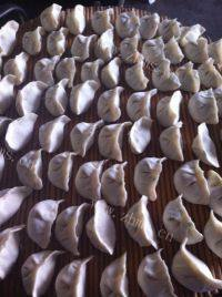 #爱美食#三鲜水饺