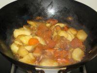 #幸福时刻#红烧肉炖土豆