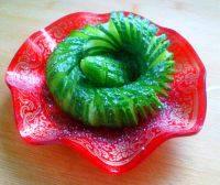 家常菜糖醋黄瓜
