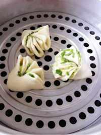 自制葱油花卷