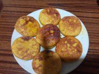 香脆的南瓜饼