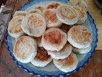 妈妈做的绿豆饼