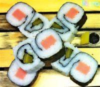 自制花样寿司